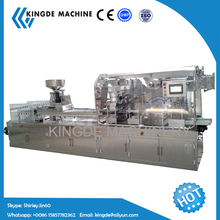 Big forming area high speed fully automatic capsule/tablet/pill blister packaging machine