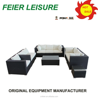 new style outdoor rattan furniture sale with high quality