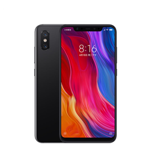 Wholesale Xiaomi Mi 8 Snapdragon 845 6GB 64GB Octa Core Xiomi Mobile Phone <strong>Android</strong> Smartphone