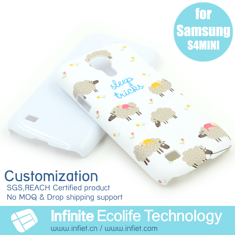 Newest cell phone case custom for samsung galaxy s4 mini /custom phone case for samsung galaxy