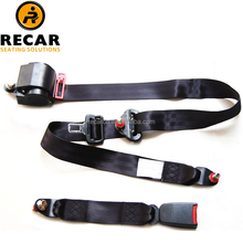 With Automatic retractor,Car 3 point retractor safety seat belt . 3 point seat belts