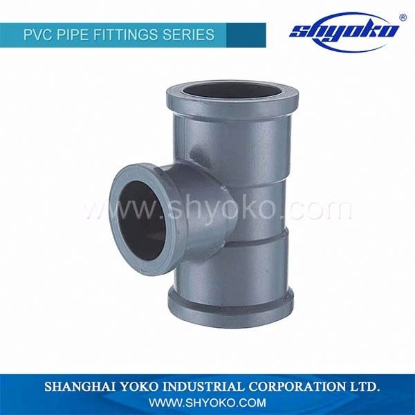 2016 HOT SALE DIN STANDARD UPVC SWR drain PIPE & FITTINGS