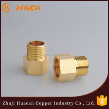 China supply good quality brass npt to bsp adapter