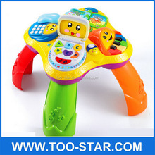 Multifunctional Baby Game Musical Learning Table