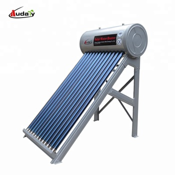 200L high quality solar water heater with changeable frame
