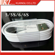 charger cable for apple 8pin for iphone 5 usb cable for iphone 6