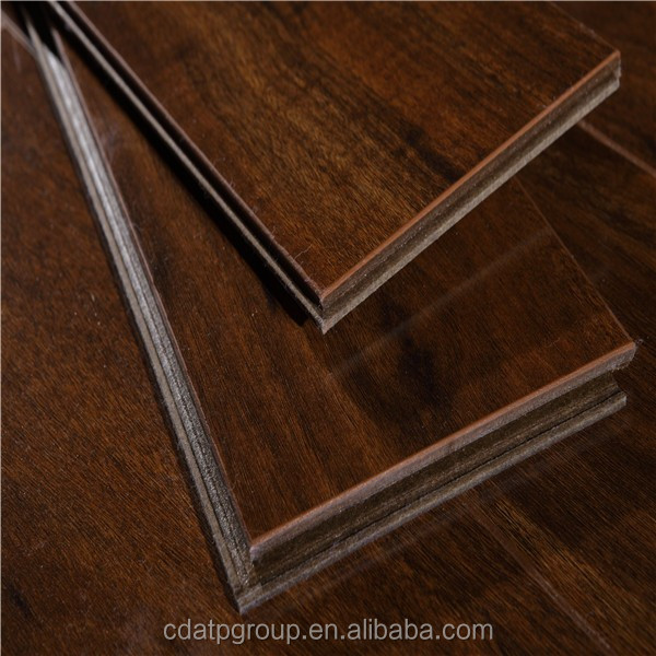 Factory wholesale high quality waterproof laminate wood <strong>flooring</strong>