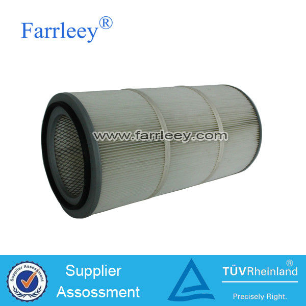 Cellulose 0.5 micron air filters,High efficiency dust collector air micron filters