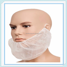 SPP Disposable surgical beard mask white Color