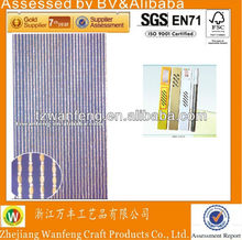 2013 simple natural bamboo beaded door curtain
