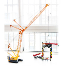 1: 50 Scale Model, Diecast Construction Model, XCMG QUY300 Crawler Crane Model