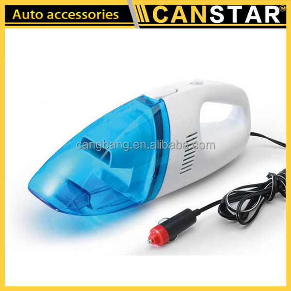 Portable 12V Wet Dry Car Vacuum Cleaner For Home