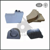 China manufacturer oem cast iron tractor parts weights