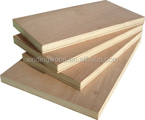 High Grade Shandong low price packing grade plywood for pallet