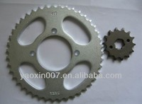 428H chain and YBR125 sprocket kit for Brazil