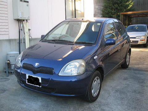 Toyota Vitz SCP10 Used Cars