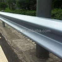 Galvanized Steel Road Highway Guardrail Manufacturer Of China