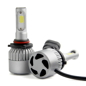Auto lighting system front headlamp 72W 8000LM brightness 9007 led car motorcycle headlight kit