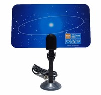 Active radio and digital TV DVB-T Freeview antenna aerial