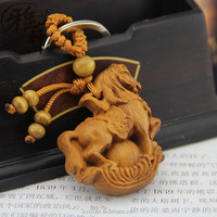 Popular Chinese Products Horse Shape Fancy Simple Key Chain For Souvenir Or Gift