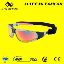 2017 New product ce en166 and ansi z87 interchangeable lens safety glasses safety eyewear in TAIWAN
