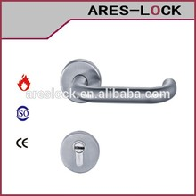 stainless steel lever door handle ST00002