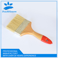 Chinese Angle Wall Paint Brush Roller Design Size Painting Manufacturer Long Wooden Handle
