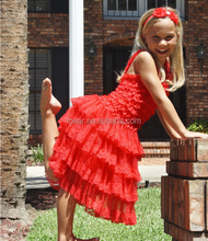 Red Ivory Petti Romper Dress/pari dress for baby girl/baby party dress in chennai