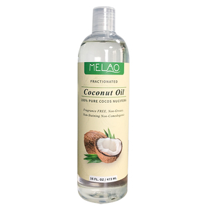 Top quality OEM private label 100% pure natural herbal virgin coconut oil organic wholesale price