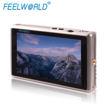 Waveform histogram 5.5 inch 3G-SDI HDMI IPS 1080p full hd camera lcd monitor for video stabilizer