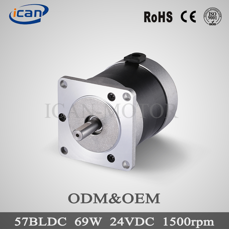 torque 4nm electric vehicle brushless dc motor, high torque low rpm dc brushless gear motor with gear box