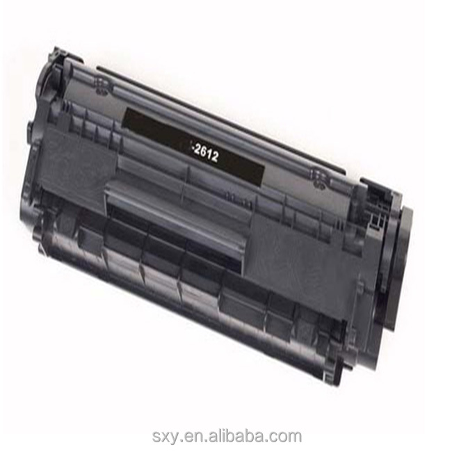 factory direct sales compatible for hp 12a virgin empty toner cartridge price 12a