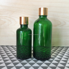 50ml green glass dropper bottle for Coffee Lovers Pack GR-112R