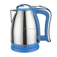 blue color 1.8l novel electric kettle with FADA controller