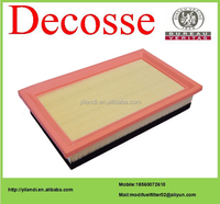 spare auto part air filter 1109013-J02 for chang an