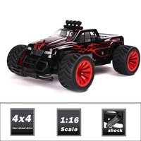 2016 Gift Items 1/16 Scale Wholesale Traxxas RC Cars