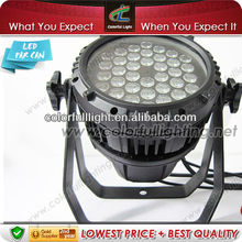 Waterproof 36*3W LED Par Can Stage Light Mini
