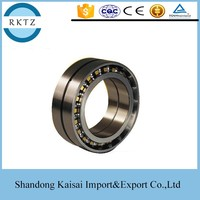 Gold supplier angular contact ball bearing for motorcycle