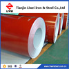 high quality stocked color coated aluminum roofing coil