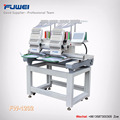 FUWEI big sale double heads high speed computerized cap embroidery machine with good price and good quality