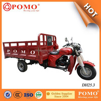 China Famous Lifan 250CC Water Cool Engine Powered Strong Heavy Load High Quality Cargo Three Wheel Motorcycle