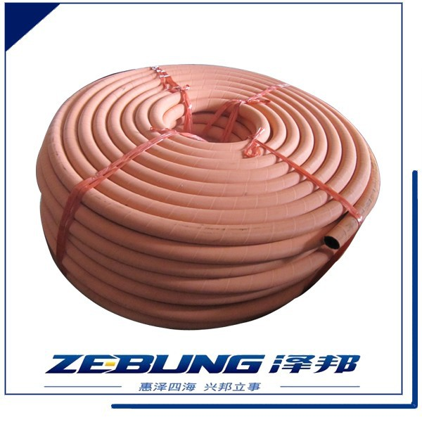 rubber compressed air hose reel