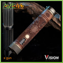 vision Newest x.gun vv unique vape mod