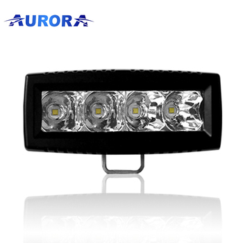 20w Super Bright Car Light Bulb 4x4 LED Light For Offroad