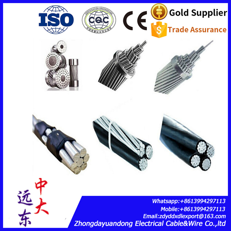 Manufacturer Low Voltage Twisted ABC Cable
