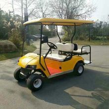 hot sale 4 seaters mini electric powered golf buggy
