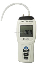 Digital Manometer, Differential Pressure Gauge