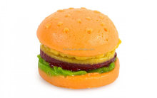 FDA approved Giant gummy candy burger