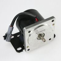 high quality holly best 12v dc flat motor for new energy electric car