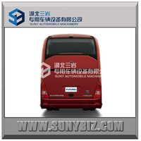 YUTONG new condition 50 seats touring coach/travel bus with high quality for hot sale